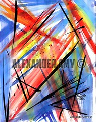 Abstract Art and Photography by Alex Amy Art AlexAmyArt ©