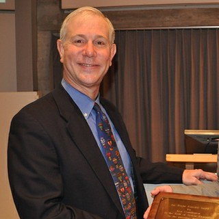 Brandeis IBS professor Brad Morrison