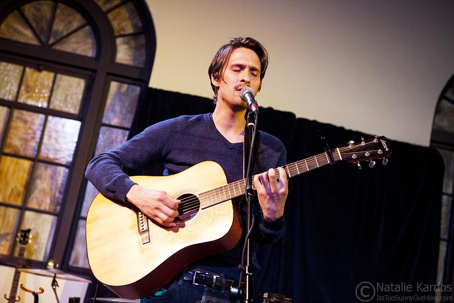 Kevin Long @ Fremont Abbey, 05/16/2013