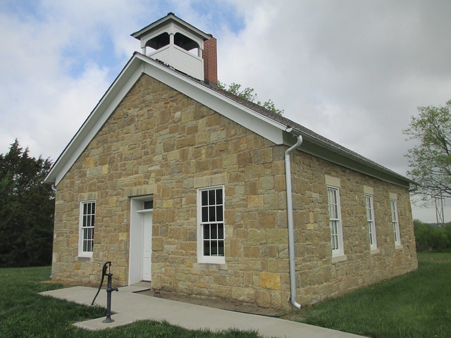 Lanesfield School State Historic Site Johnson County Kansas Flickr Photo Sharing