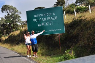 Cartel de entrada al parque nacional Volcán Irazú, a vista de los dos grandes océanos - 8843359329 863961accf n - Volcán Irazú, a vista de los dos grandes océanos