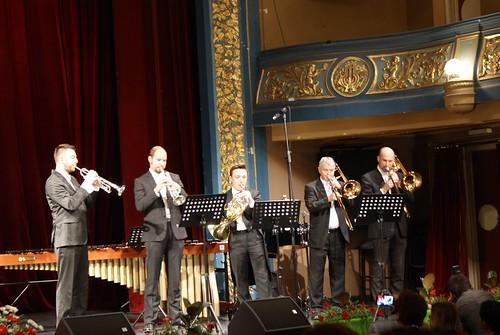 Sarajevo Philharmonic Brass Quintet Japan