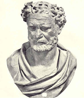 Democritus, probably the greatest of the Greek physical philosophers, was a native of Abdera in Thrace, or as some say — probably wrongly — of Miletus. Our knowledge of his life is based almost entirely on tradition of an untrustworthy kind. He seems to h