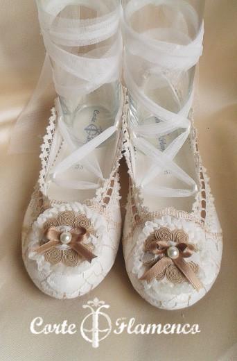 Zapatos exclusivos comunion comunion zapatos comunion - Ideas para decorar zapatos de nina ...
