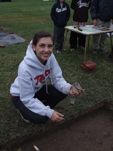 GL172 Public Dig Day  2008,13