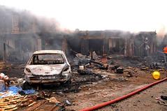 Boko Haram bombings