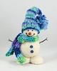 Snowman - needle felt