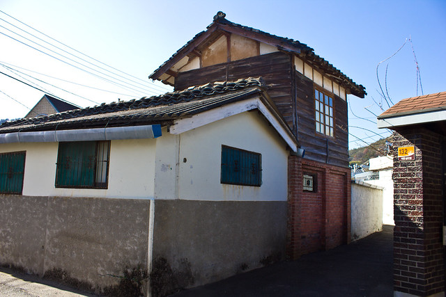 Colonial era building, Suncheon, South Korea