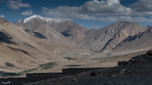 durbuk ladakh mountains tangtse