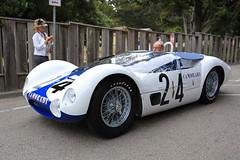 Maserati T60 T61 Allegretti Birdcage s-n 2451 Camoradi 1959 1