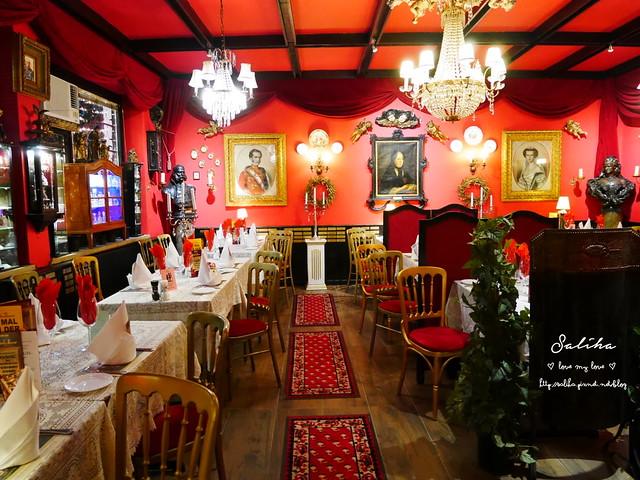 奧地利維也納餐廳推薦Marchfelderhof restaurant紅頂商人 (14)
