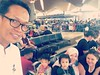 Balik dari program Projek X A-Plus SBP 2016 di Akademi Kenegaraan terus ke KLIA untuk bertemu guru Program BRIDGE Australia - Malaysia yang datang ke Malaysia membawa pelajar mereka dari Comilda College  ke sekolah BRIDGE Project di Labuan. #BRIDGEProject