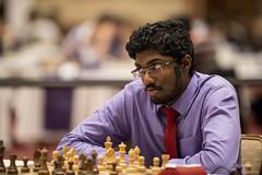 20161006_millionaire_chess_R2_9933 Adhiban Baskaran
