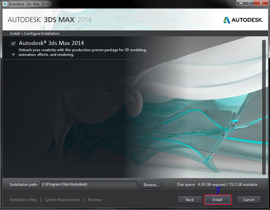 3ds max 2014 crack 64 bit