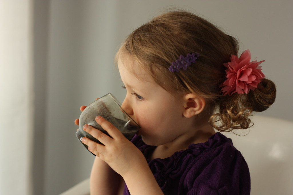 Sneaky Smoothie For Kids by Rooted Vegan