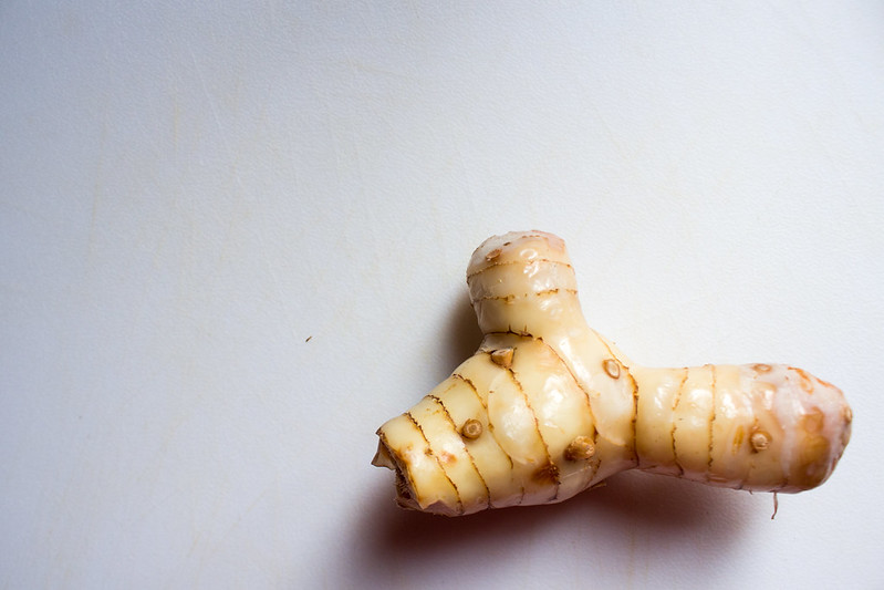 galangal, or Thai ginger