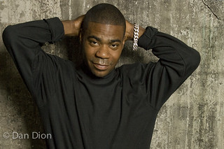 Tracy Morgan by Dan Dion