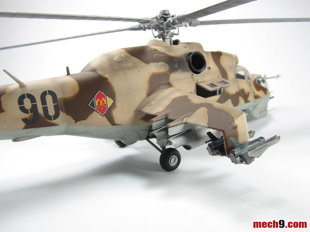 1/48 Hind-D Revell