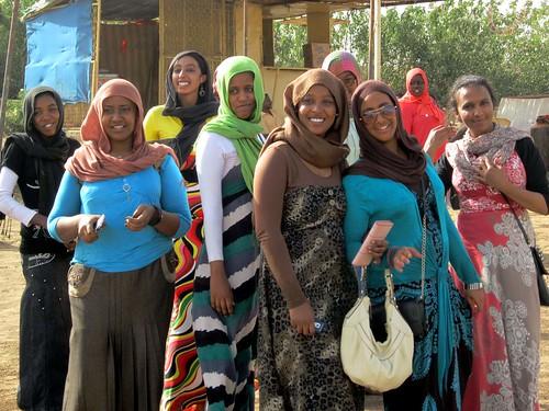 Jurayf Populated Place Khartoum State Sudan
