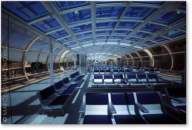Aeroporto Santos Dumont : Aeroporto santos dumont no rio de janeiro centro