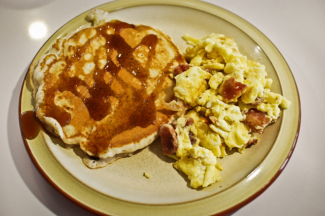 Jeremy's pancake