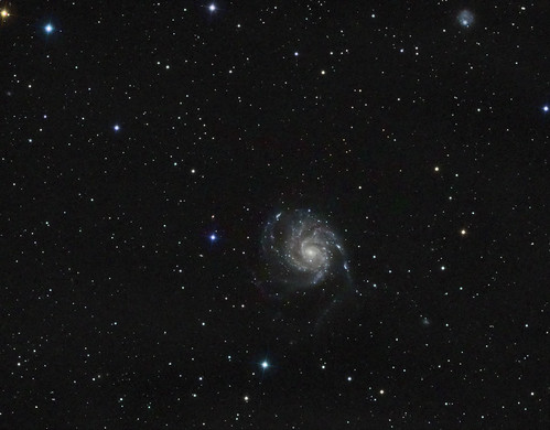 M101 re-process 3 by Mick Hyde