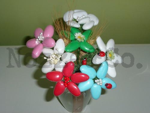 fiori confetti