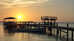 Sunset, West Bay Beach, Roatan, Honduras