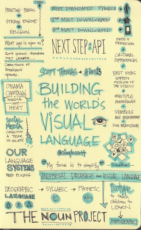 Scott Thomas - Building the World's Visual Language