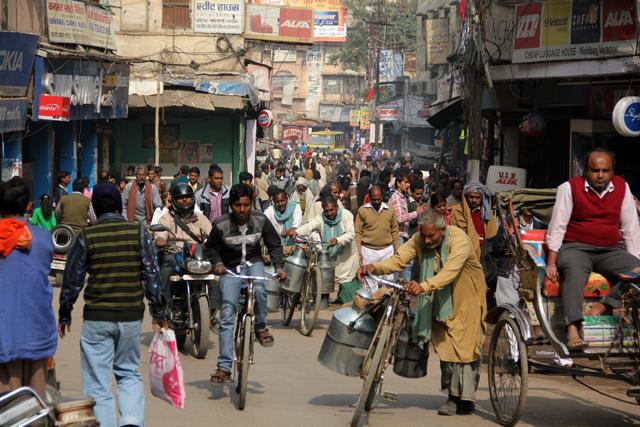 Welcome to Varanasi, India!