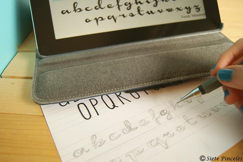 Aprender caligrafia 3_Handlettering 8
