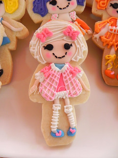 Lalaloopsy - Sophia's Party!!