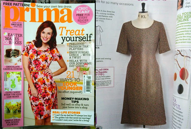 Prima Magazine - Pattern, April 2013 (01)
