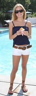 Kristin Cavallari Camisole Vest Celebrity Style Women's Fashion