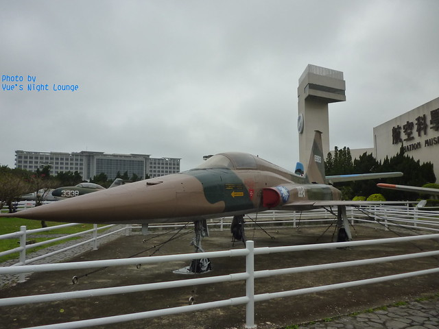 室外飛機公園 F-5A 自由鬥士式戰鬥機