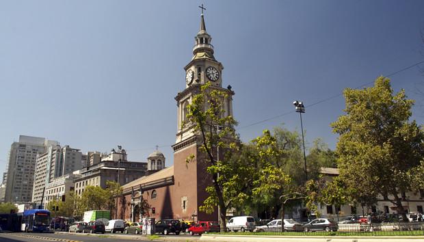 Santiago - Igreja San Francisco