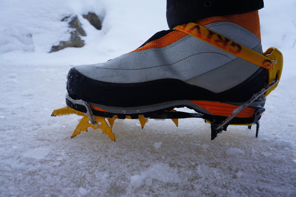 Scarpa Phantom Ultra & Grivel G20