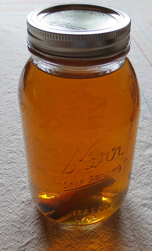 Homemade Apple Pie Moonshine