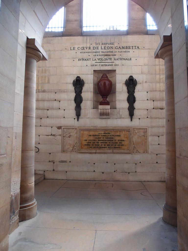 Pantheon @ Paris | Guilhem Vellut | Flickr