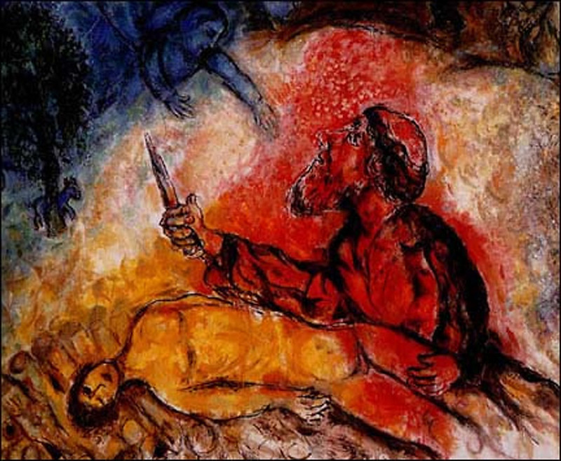 abraham-slaying-isaac-chagall