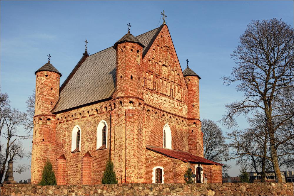 Сынковичи, Церковь св. Михаила Архангела