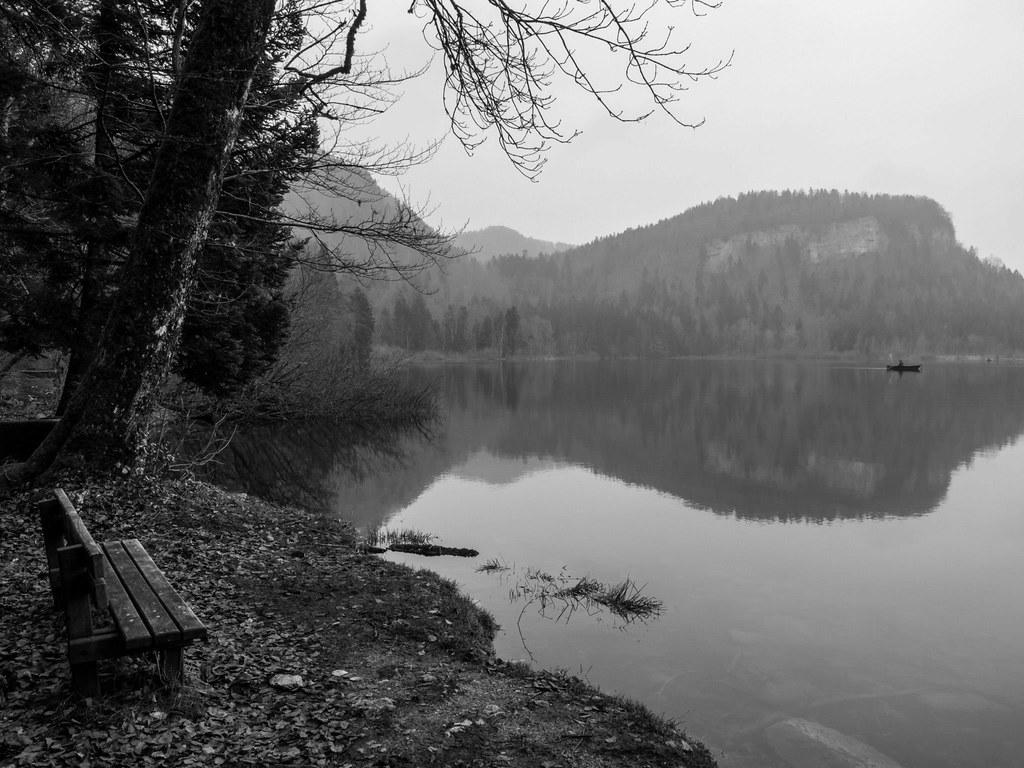 Jura - Lac de Bonlieu 8675150450_7f0f67e87b_b