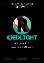 XOYO Redlight