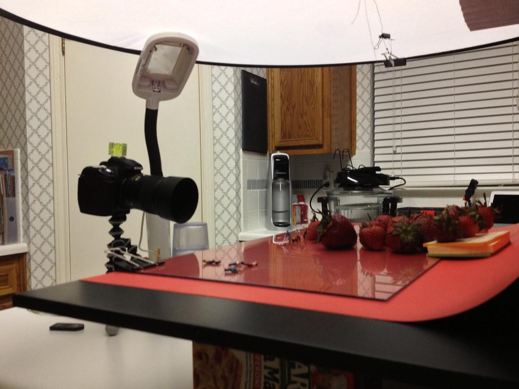 Berry Hard Work Setup (8/11)
