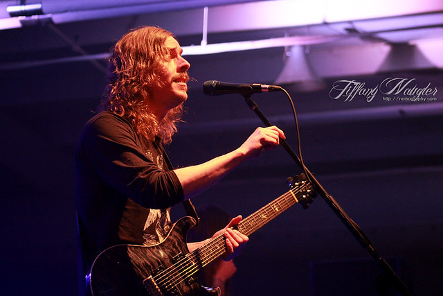 Opeth - April 23rd 2013 - Halifax MPC - 12