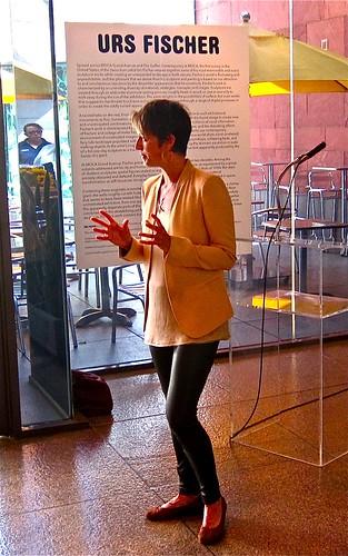 jessica morgan from Tate Modern