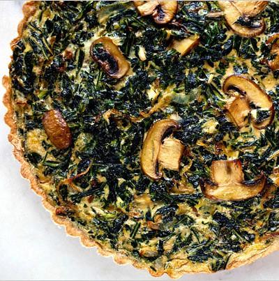dandelion tart