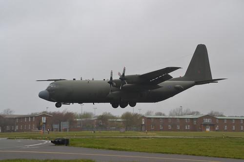 XV209 Hercules C.3A