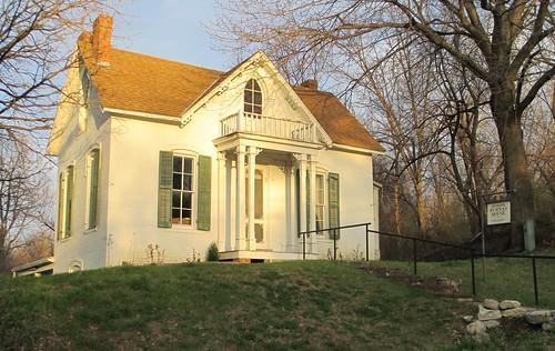 Governor Robert W. Furnas House (Brownville, Nebraska)