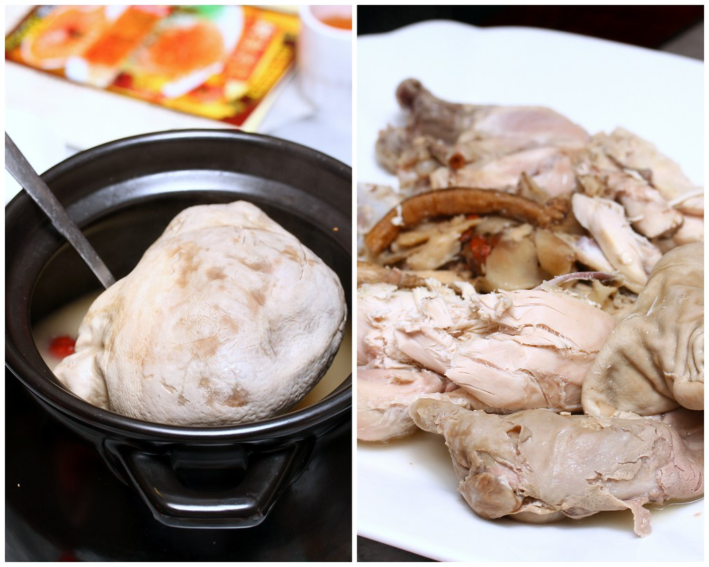 Yummy Recipes: Yummy's Signature Chicken in Pig Stomach Soup